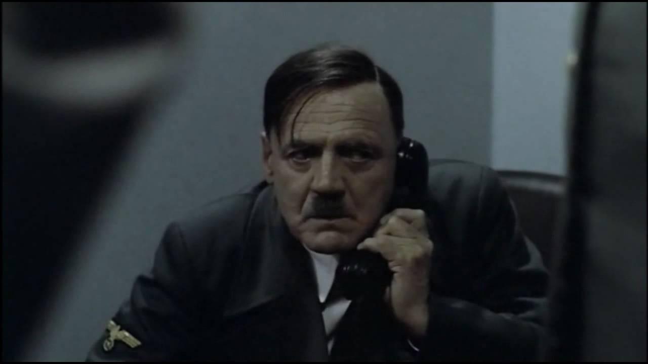 Hitler's Klingon Challenge