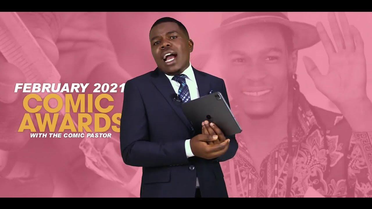 February 2021 COMIC AWARDS