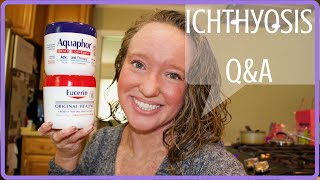 ICHTHYOSIS Q&A | VLOGTOBER DAY 9