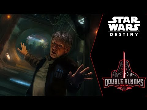 "Double Blanks- A Star Wars: Destiny Podcast- Episode 15- ""Spoilers, Q/A, Decklists!"""