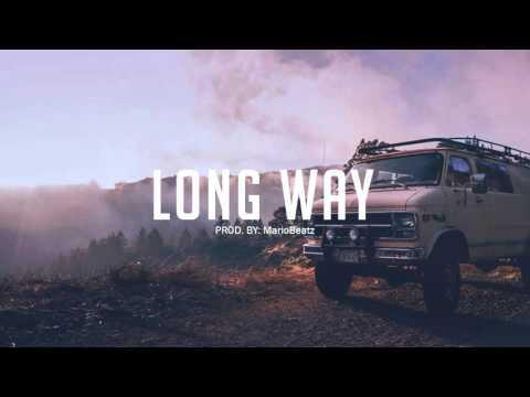 MarioBeatz - Inspiring Motivational Rap Beat 2016 - 'Long Way'