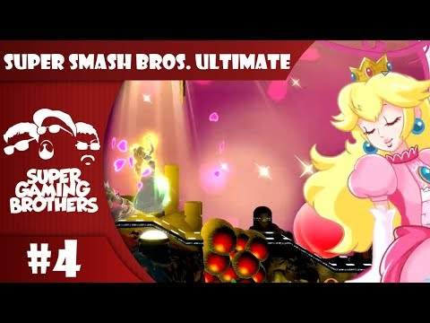 SGB Play: Super Smash Bros. Ultimate - Part 4 thumbnail