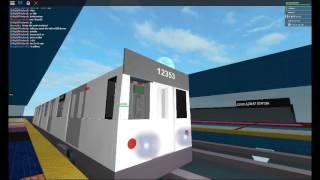 ROBLOX Railfanning Episode 6- 10TC 12355 in der Ethan St.
