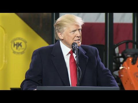 Trump speaks in Pennsylvania as government shutdown deadline