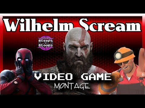 Wilhelm Scream Compilation in Video Games | Behind the Bleeps and Bloops
