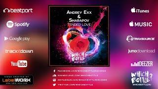 Скачать Andrey Exx Sharapov Tender Love Original Mix