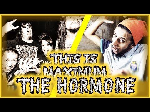 Maximum the Hormone - Tsume Tsume Tsume REACTION