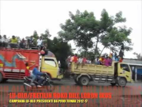 Lu-Olo taka campanha presidensial iha Dili, 14.3.12
