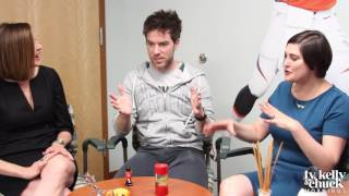Ty, Dr. Mariaskin, & Dr. Eken Discuss Ty's OCD - FULL Video