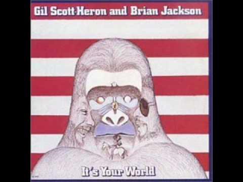 Gil Scott Heron - Bicentennial Blues LIVE