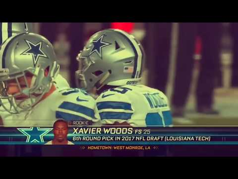 Xavier Woods Rookie Highlights