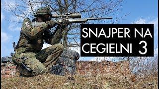 Airsoft Sniper Gameplay - Snajper Na Cegielni 4 - Kaczmysz