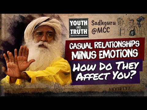 Casual Relationships Minus Emotions  How Do They Affect You?
