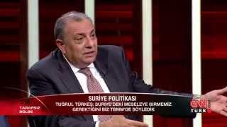 Prof. Dr. Ümit Özdağ & Tuğrul Türkeş - Tarafsız Bölge - 29 Nisan 2015