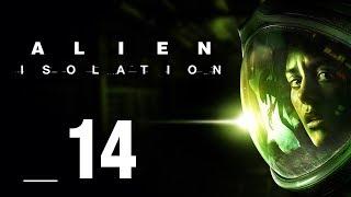 PRZETRWANIE PERSONELU NIE JEST PRIORYTETEM || Alien: Isolation [#14]