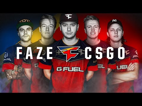 Introducing FaZe CS:GO by FaZe Barker