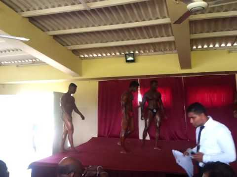 Southern Province Body Building Contest 2016 Matara