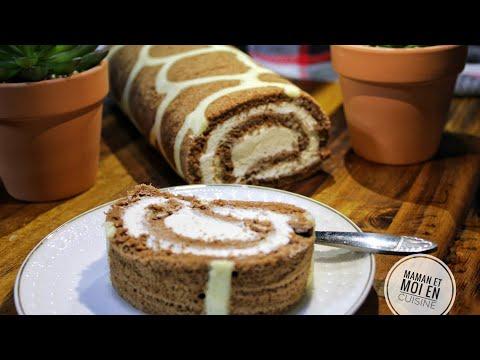 biscuit-roulé-girafe-recette-facile-et-inratable-!-بسكوي-رولي-الزرافة-وصفة-سهلة-ومضمونة!