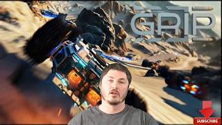 GRIP: Combat Racing Trailer (Reaction)