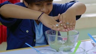 DIY Magic Slime with Fevicol