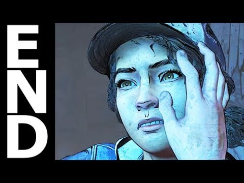 Download The Walking Dead: The Final Season Episode 2 ENDING - Brutal Clem - Alternative Choices Walkthrough