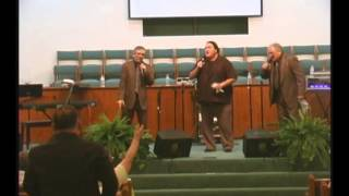 In His Steps -Vidalia Georgia-Singing Sept 7 2013 What Heaven Means To Me.