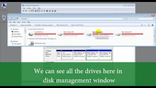 How to Hide a Partition or Drive Without Any Software on Windows