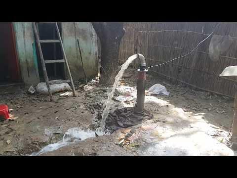 Village people  has developed advanced deep tube well mechanism in crop farming industry.