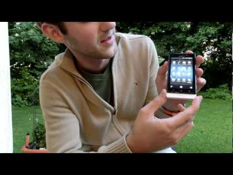 Sony Xperia Sola im Unboxing [DE] - Vergleich