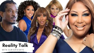 EXCLUSIVE: TRACI BRAXTON Exposes DAVID ADEFESO & What REALLY Happened on Braxton Family Values