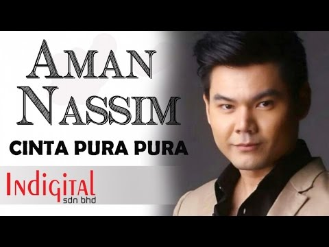 Aman Nassim - Cinta Pura Pura (Official Lyrics Video)