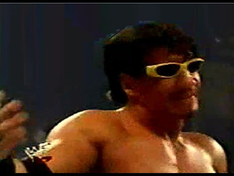 Eddie Guerrero & Chyna dance with Too Cool after; Eddie & Rikishi VS Val Venis & Benoit WWF
