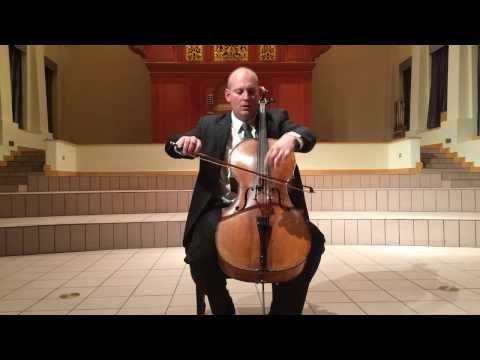 Britten Cello Suite No. 1, Op. 72.