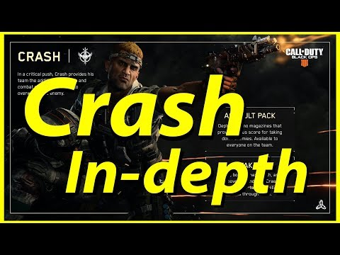 Black Ops 4: Crash In-depth