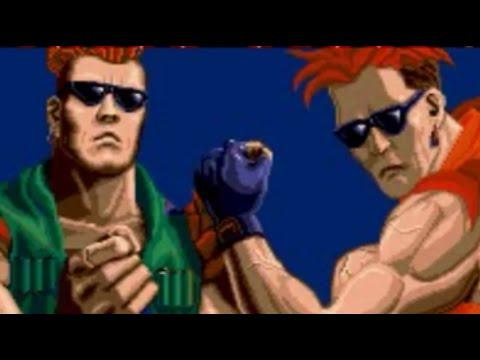 Two Crude Dudes (Genesis) Playthrough - NintendoComplete