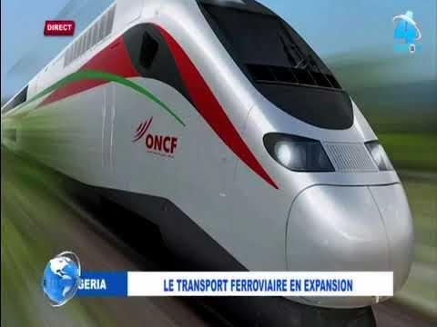 LE TRANSPORT FERROVIERE EN PLEINE EXPANSION- 20H DU 14 JUIN 2021-HARLEY DEBEAU ANDEBE SUR VISION4 TV