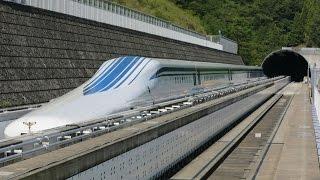 TOP 10 Treni più veloci al mondo