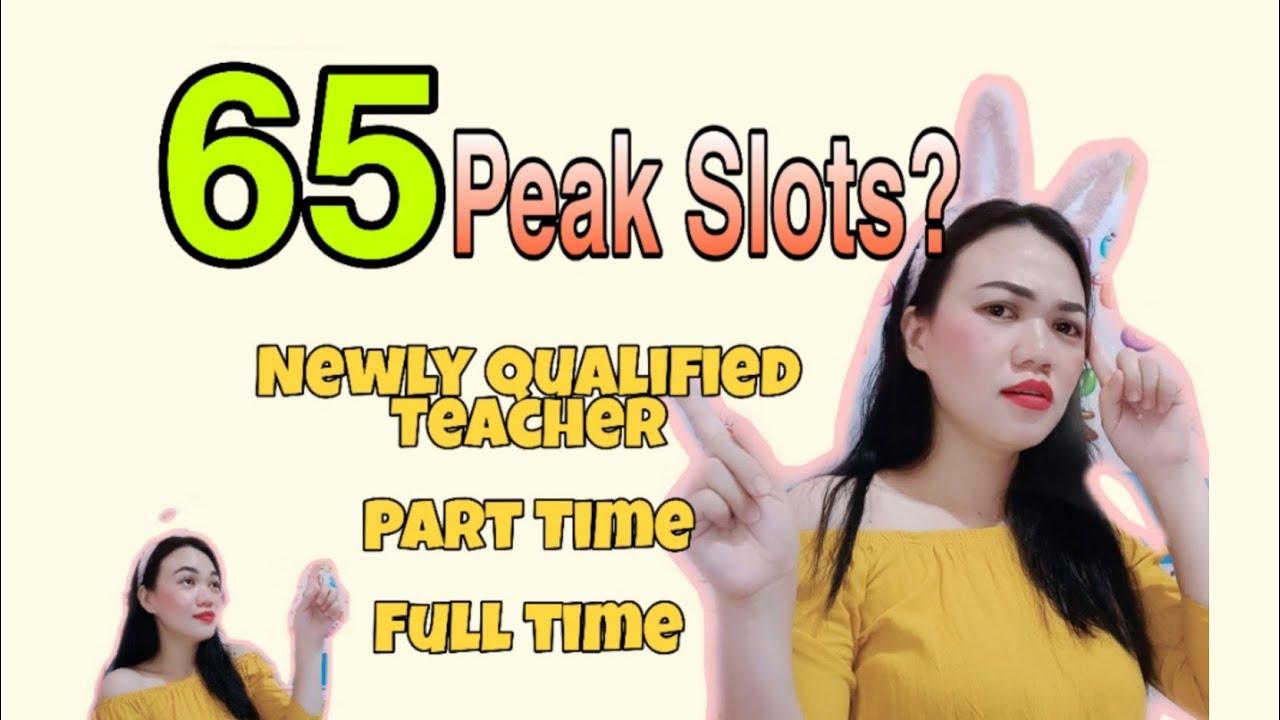 51talk 65 Peak Slots ?