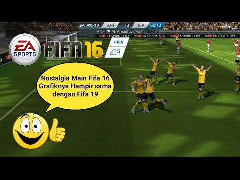 Gameplay Fifa 16 Android • Jadul Tapi Masih Tetap Menawan