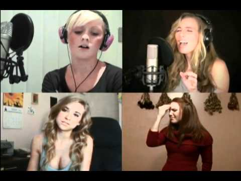 Grenade - The Ultimate Cover by Alexa, Dana, Kelly and Lisa (Bruno Mars)