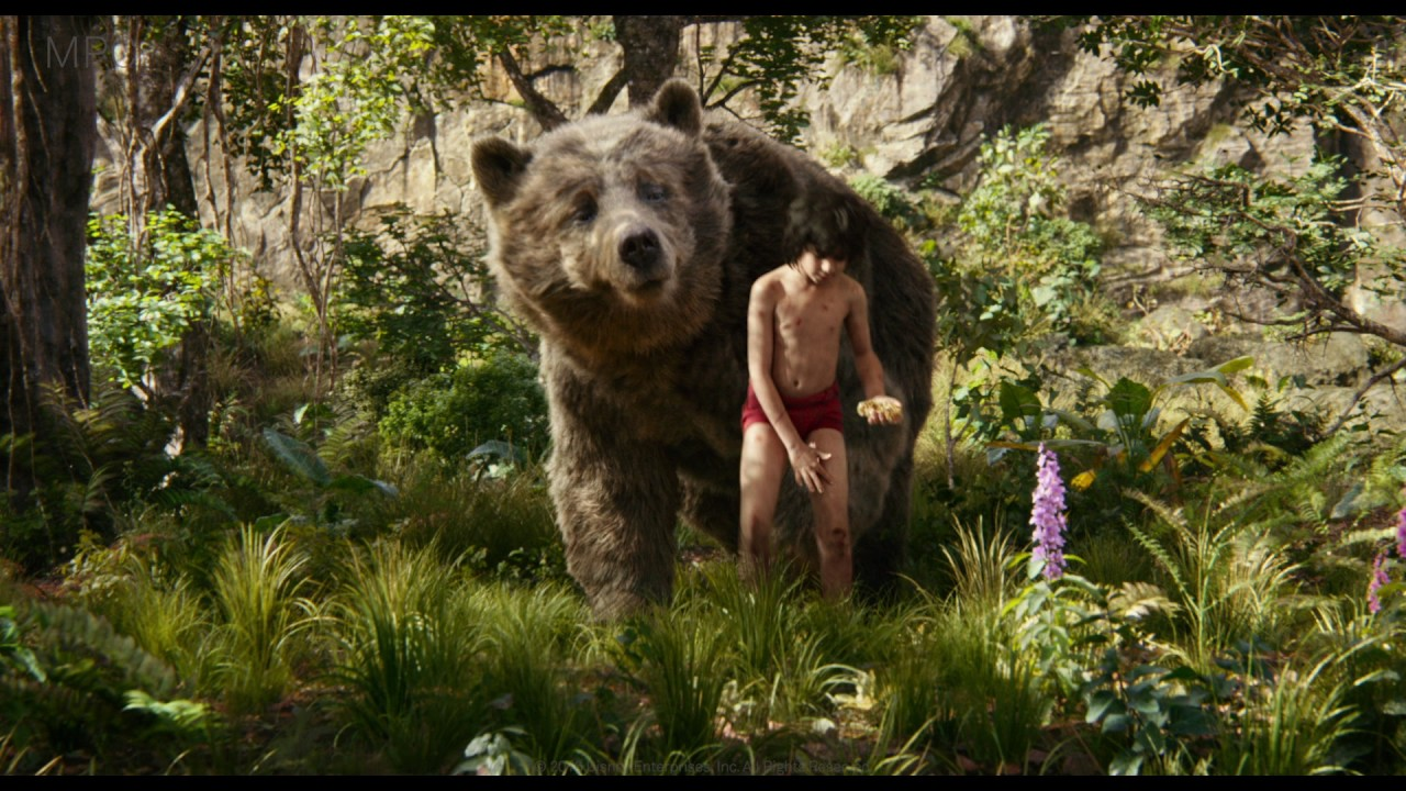MPC The Jungle Book VFX breakdown