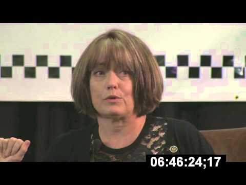 Maureen Crowe Interview--TAXI Music Conference 2014