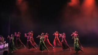 SHREYASI 2011 International Dance Festival - Raja Radha Reddy group - Kuchipudi Dance preview, India