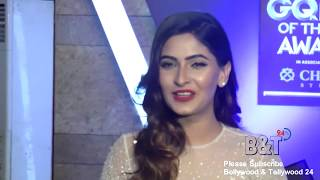Actress  Karishma Sharma Looks Beautiful at The Red Carpet of GQ Man of The Year Awards