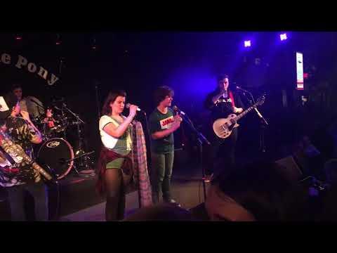 "Gaten Matarazzo: ""Work In Progress"" Band at Stone Pony Clip"