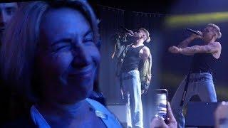 Мама на концерте Элджея. Элджей Киев 2018