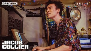 Jacob Collier Weak (SWV Cover - Home Performance) | Open Mic