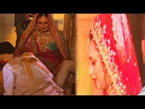 विदाई में फूट कर रोई दिव्यांका…! | Divyanka-Vivek Wedding Special