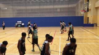 劉梅軒vs圓玄二中 part1(2016.9.19大北學界籃