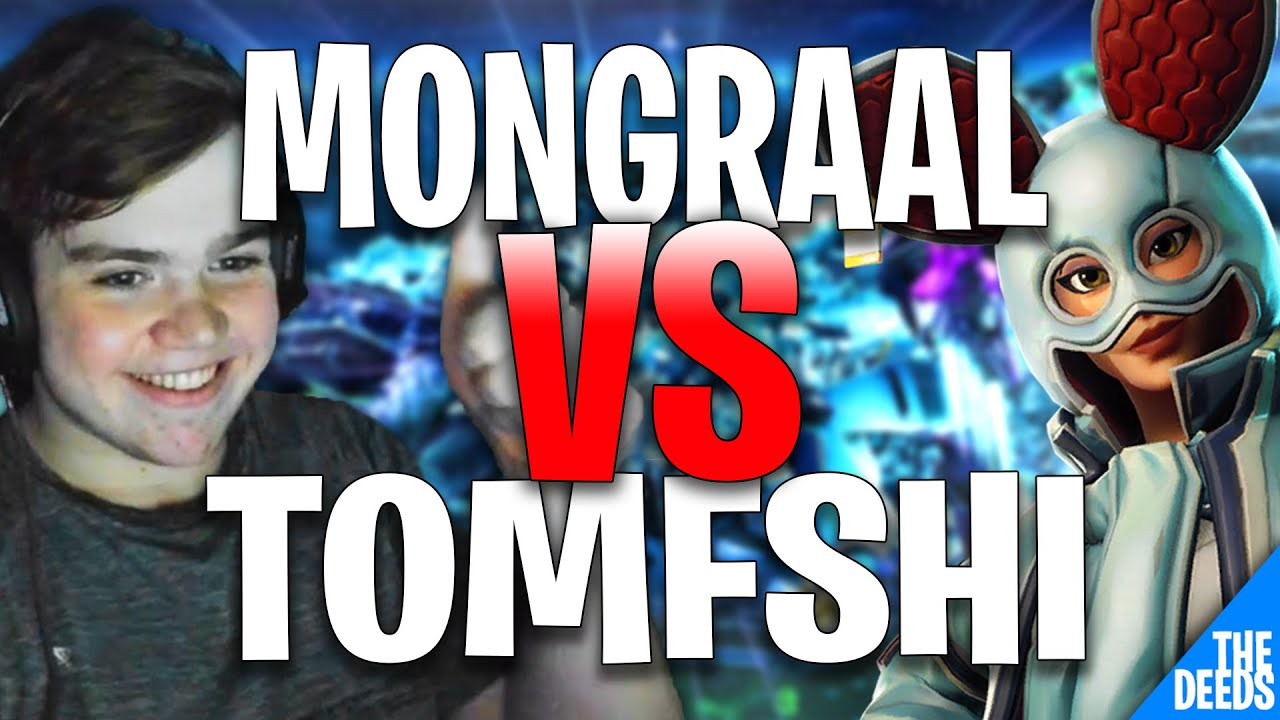 Mongraal Getting *EMOTIONAL* in This 2v2 Wager & Let CUTE 11 Year Old Console Player Be His Friend